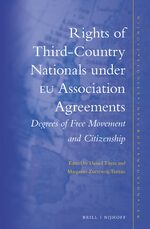 Rights of Third-Country Nationals under EU Association Agreements