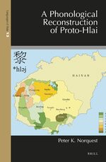 Cover A Phonological Reconstruction of Proto-Hlai