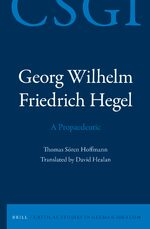 "Cover ""I that is We, We that is I."" Perspectives on Contemporary Hegel"