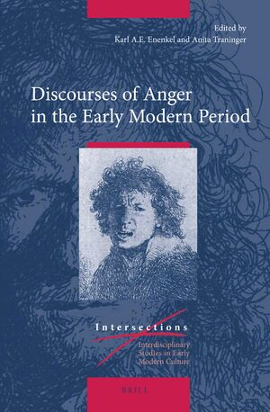 Cover Discourses of Anger in the Early Modern Period