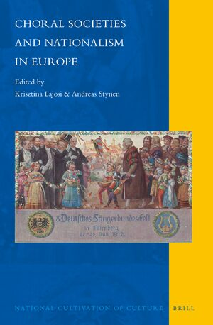 Cover Choral Societies and Nationalism in Europe