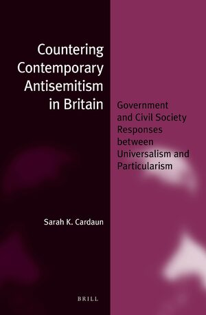 Countering Contemporary Antisemitism in Britain