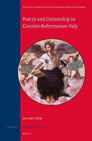 Cover Poetry and Censorship in Counter-Reformation Italy