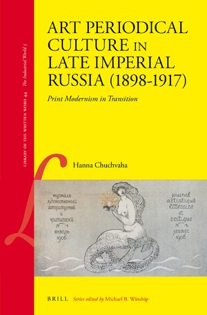Cover Art Periodical Culture in Late Imperial Russia (1898-1917)