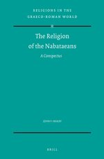 Cover The Religion of the Nabataeans