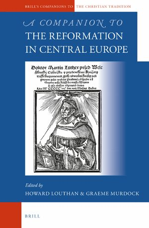 Cover A Companion to the Reformation in Central Europe