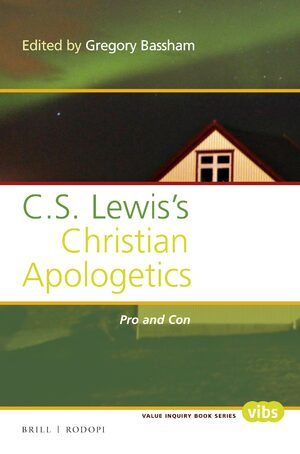 Cover C. S. Lewis's Christian Apologetics