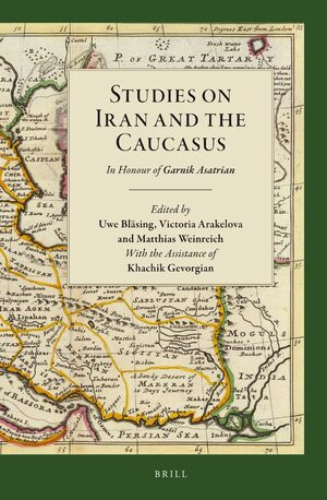 Cover Studies on Iran and The Caucasus