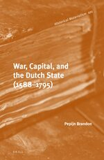 Cover War, Capital, and the Dutch State (1588-1795)