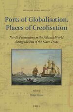Cover Ports of Globalisation, Places of Creolisation