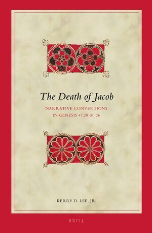 Cover The Death of Jacob