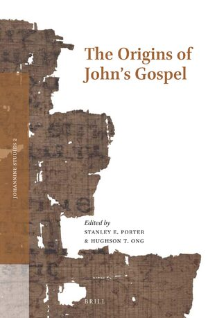 Cover The Origins of John's Gospel