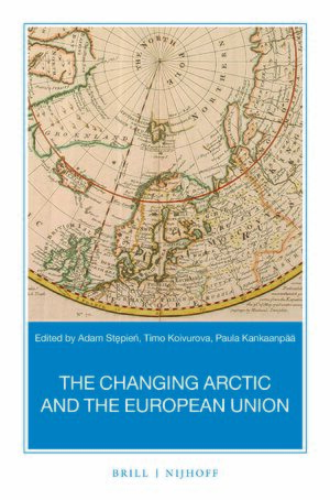 Cover The Changing Arctic and the European Union