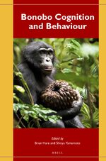 Cover Bonobo Cognition and Behaviour