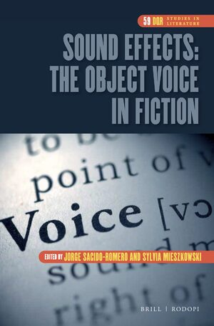 Cover Sound Effects: The Object Voice in Fiction