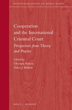 Cover Cooperation and the International Criminal Court