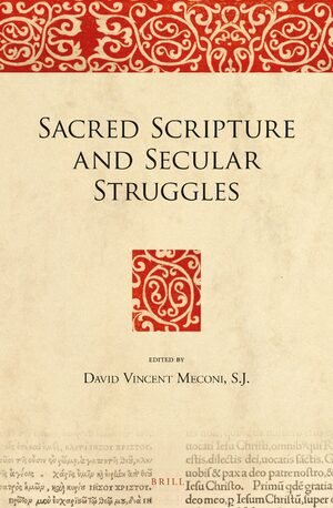 Cover Sacred Scripture and Secular Struggles