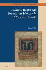 Cover Liturgy, Books and Franciscan Identity in Medieval Umbria