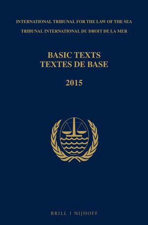 Cover Basic Texts / Textes de base