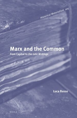Marx and the Common