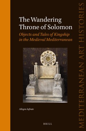 Cover The Wandering Throne of Solomon