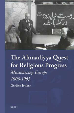 Cover The Ahmadiyya Quest for Religious Progress