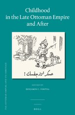 Cover Childhood in the Late Ottoman Empire and After