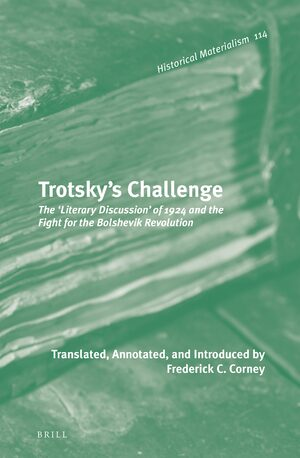 Cover Trotsky's Challenge