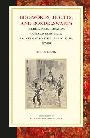 Cover Big Swords, Jesuits, and Bondelswarts