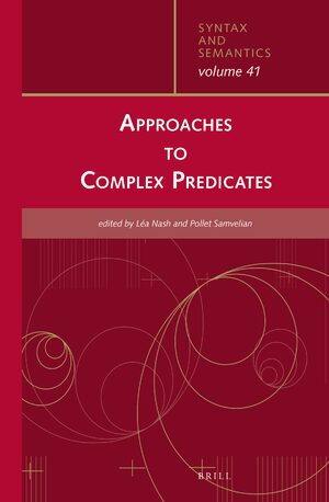 Cover Approaches to Complex Predicates