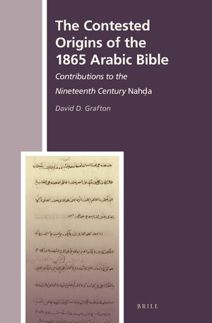 Cover The Contested Origins of the 1865 Arabic Bible