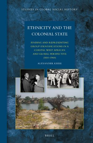 Cover Ethnicity and the Colonial State