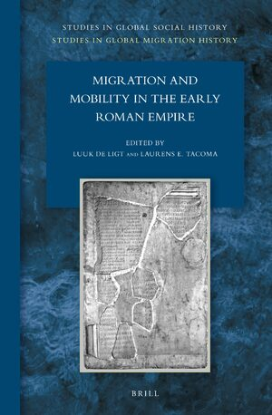 Cover Migration and Mobility in the Early Roman Empire