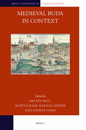 Cover Medieval Buda in Context