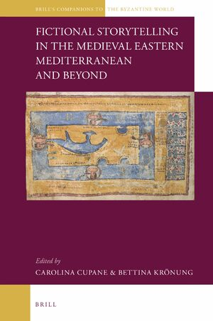 Cover Fictional Storytelling in the Medieval Eastern Mediterranean and Beyond