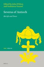 Cover Severus of Antioch