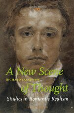 Cover A New Scene of Thought, Studies in Romantic Realism