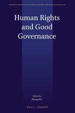 Cover Human Rights and Good Governance