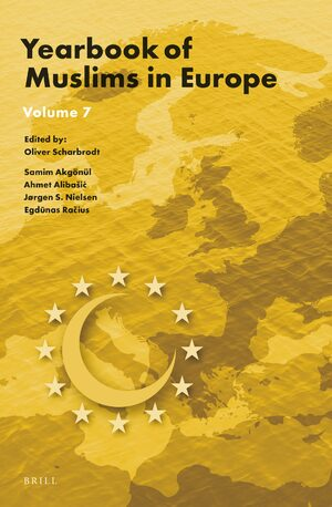Cover Yearbook of Muslims in Europe, Volume 7