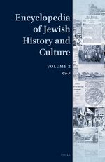 Encyclopedia of Jewish History and Culture, Volume 2