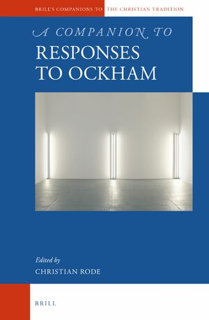 Cover A Companion to the Responses to Ockham