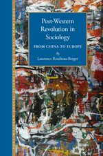 Cover Post-Western Revolution in Sociology