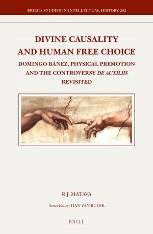 Cover Divine Causality and Human Free Choice