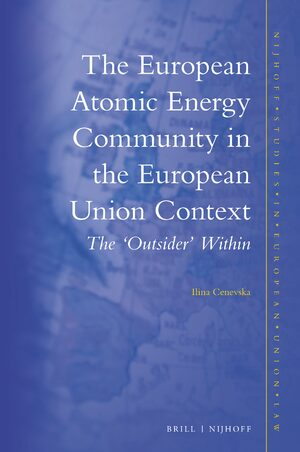 Cover The European Atomic Energy Community in the European Union Context