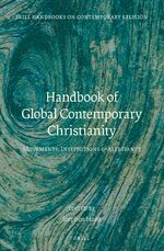 Cover Handbook of Global Contemporary Christianity