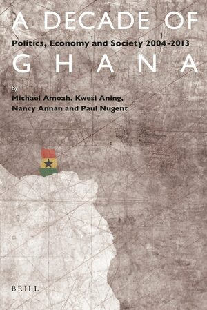 Cover A Decade of Ghana