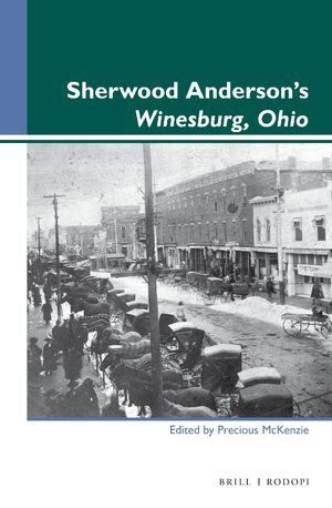 Cover Sherwood Anderson's <i>Winesburg, Ohio</i>