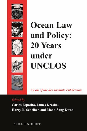 Cover Ocean Law and Policy