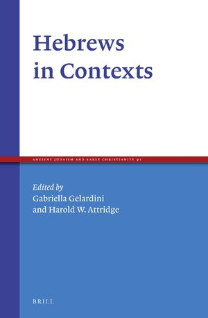 Cover Hebrews in Contexts