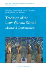 Cover Tradition of the Lvov-Warsaw School